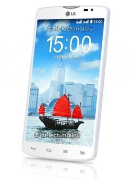 LG L80 - biały