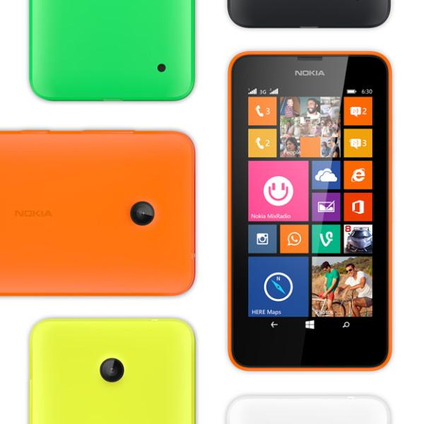 Nokia Lumia 630 - 2