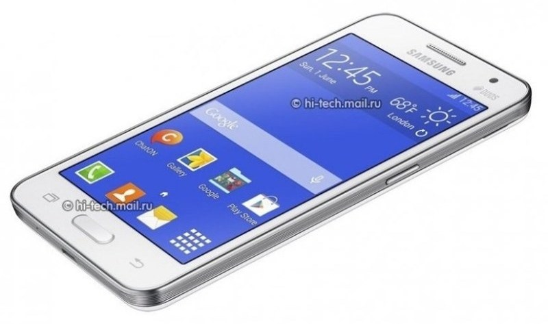 Samsung Galaxy Core 2 - rzut