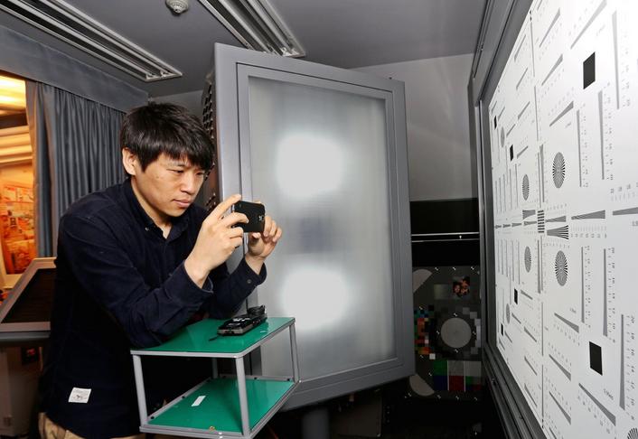 Samsung Galaxy S5, test - kamera