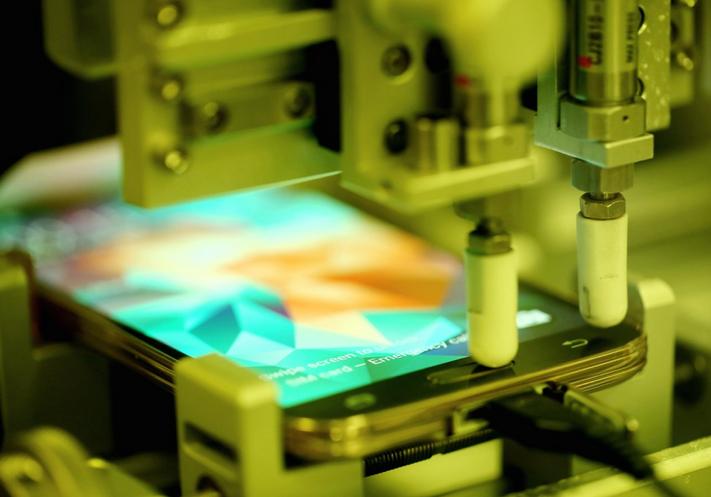 Samsung Galaxy S5, test - stopień zużycia przycisków