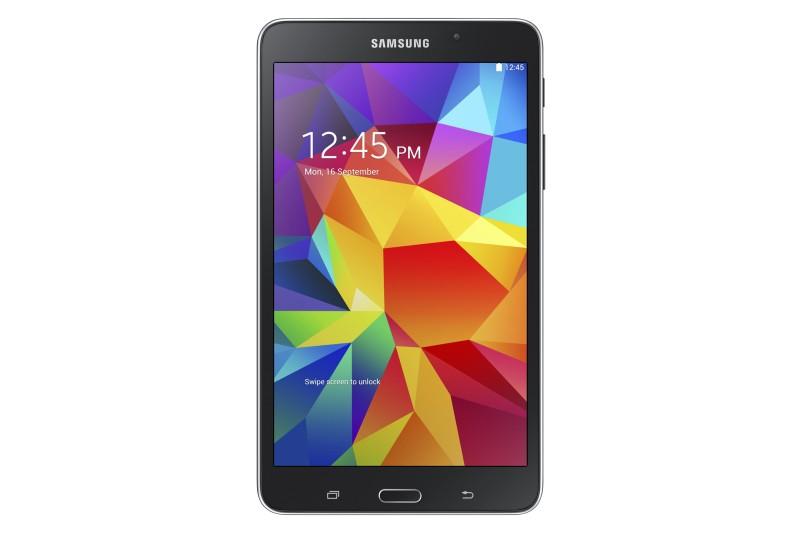 Samsung Galaxy Tab4 7.0 (SM-T230) - czarny 1
