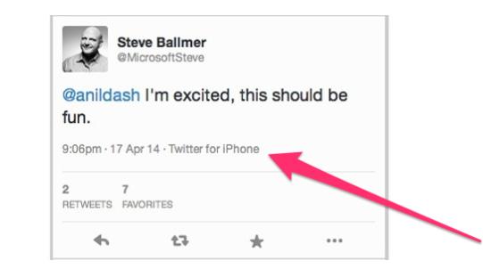 Steve Ballmer używa Apple iPhone