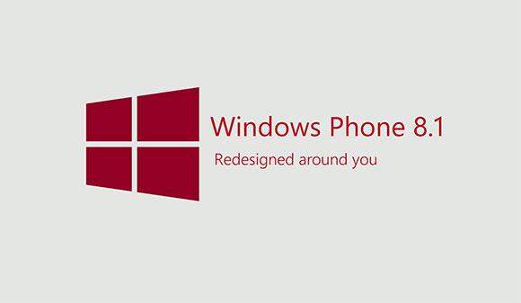 Windows Phone 8.1 - logo
