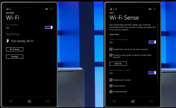 Windows Phone 8.1 - Sense