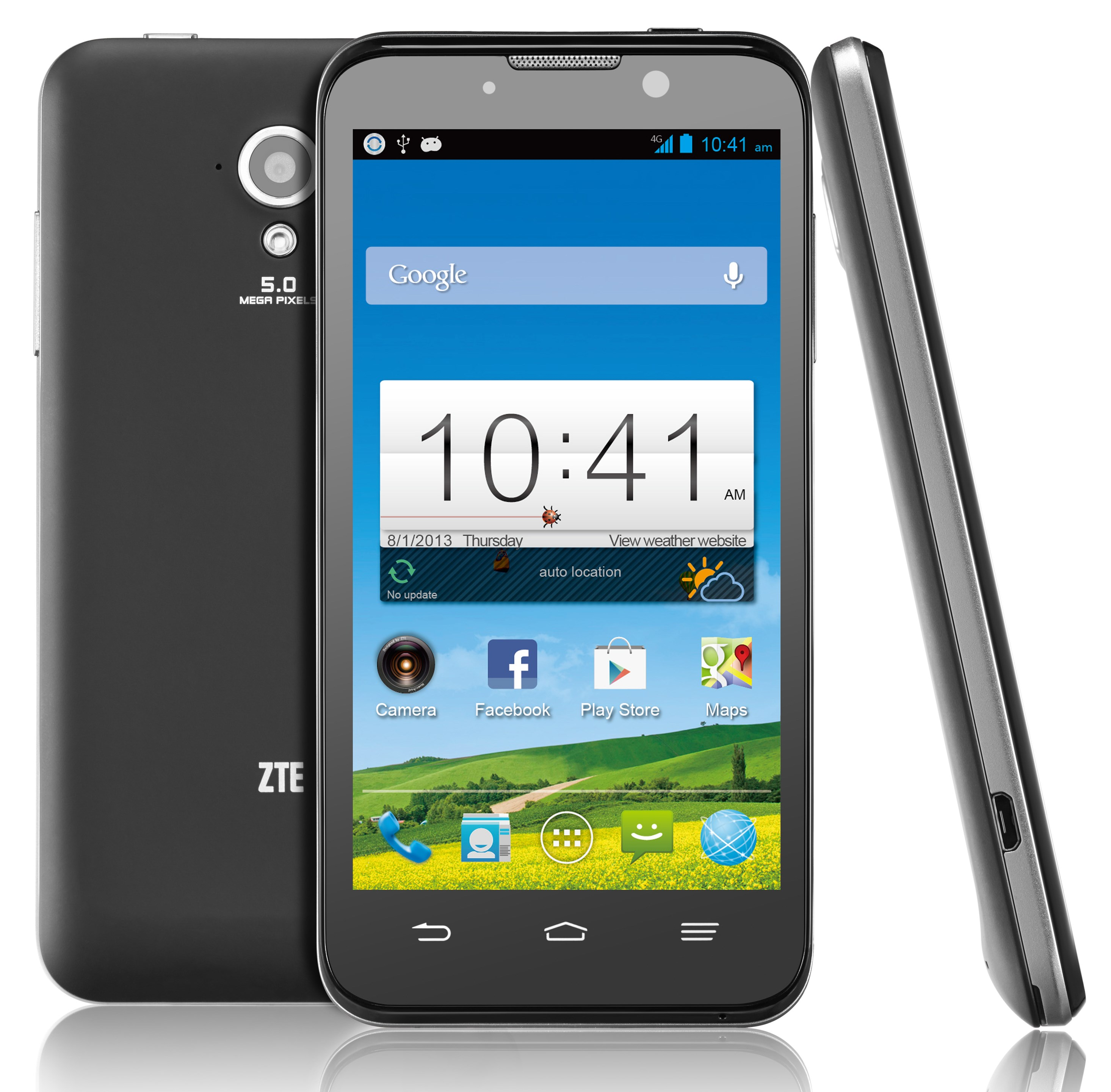 firmware zte blade apex 2 colombia