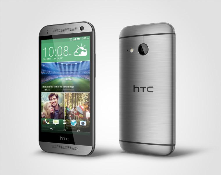 HTC One mini 2 - szary