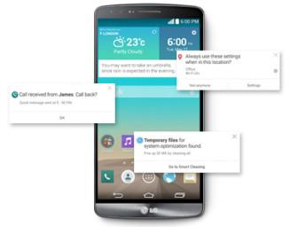 G3 UX pojawi się na wszystkich, tegorocznych smartfonach LG