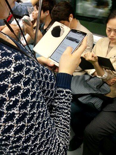 LG G3 - w dłoniach