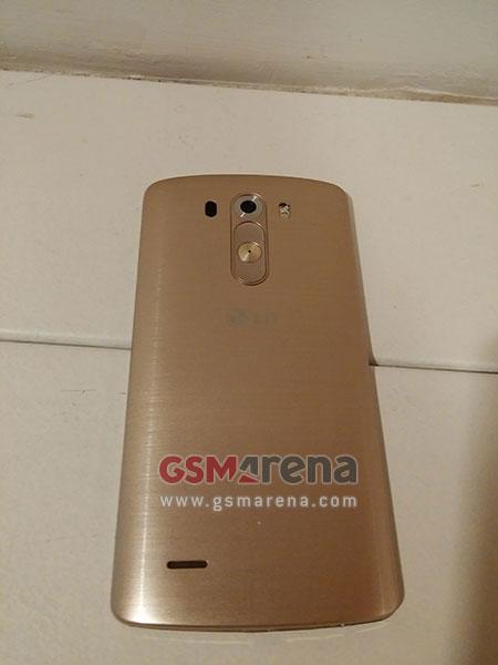 LG G3 - gold 2