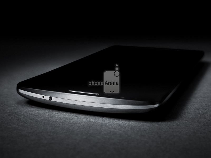 LG G3 - krawędź