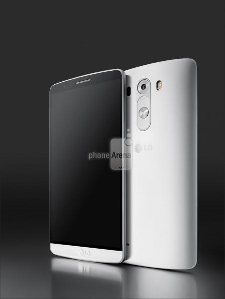 LG G3 - biały