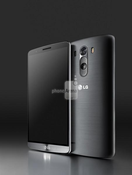 LG G3 - czarny