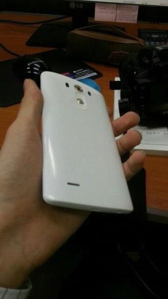 LG G3 - tył