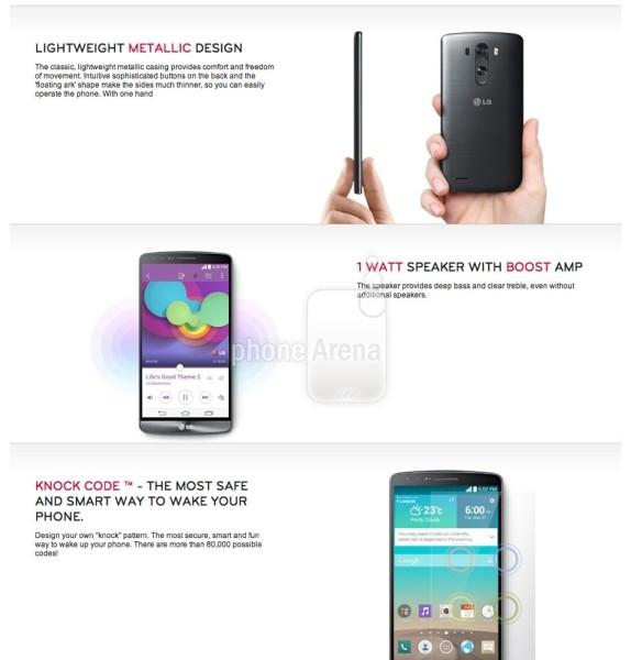 LG G3 - zrzut strony 5