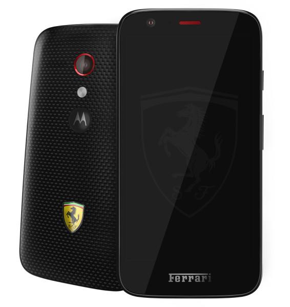 Motorola Moto G Ferrari