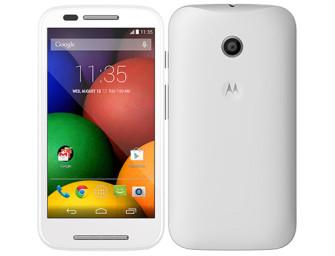 Motorola Moto E zaprezentowana, smartfon za 460 zł