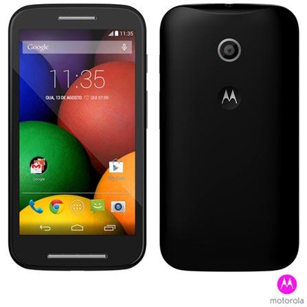 Motorola Moto E - tył i przód