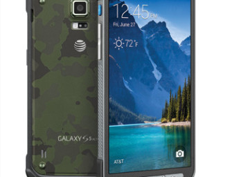 Samsung Galaxy S5 Active oficjalnie zadebiutował