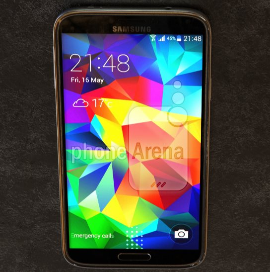 Samsung Galaxy S5 Prime - front