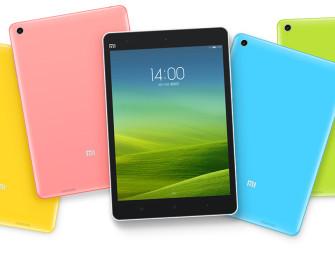 Xiaomi Mi Pad 7.9″: 2048×1536 pikseli i Tegra K1