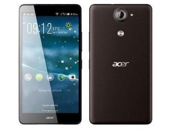 Pięć nowych smartfonów, tablet i inteligentna opaska od Acera