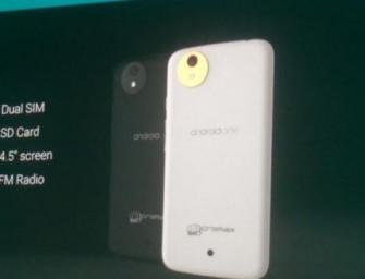 Android One – Google chce pomóc tworzyć lepsze, budżetowe smartfony