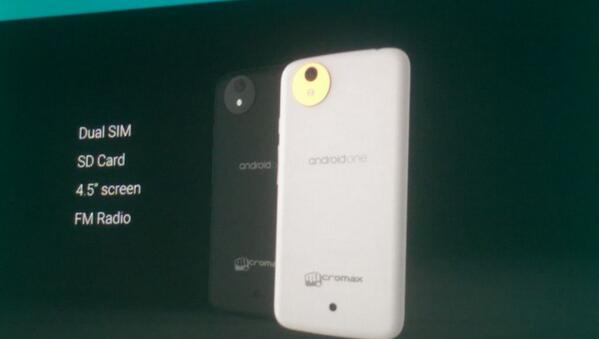 Android One - Micromax