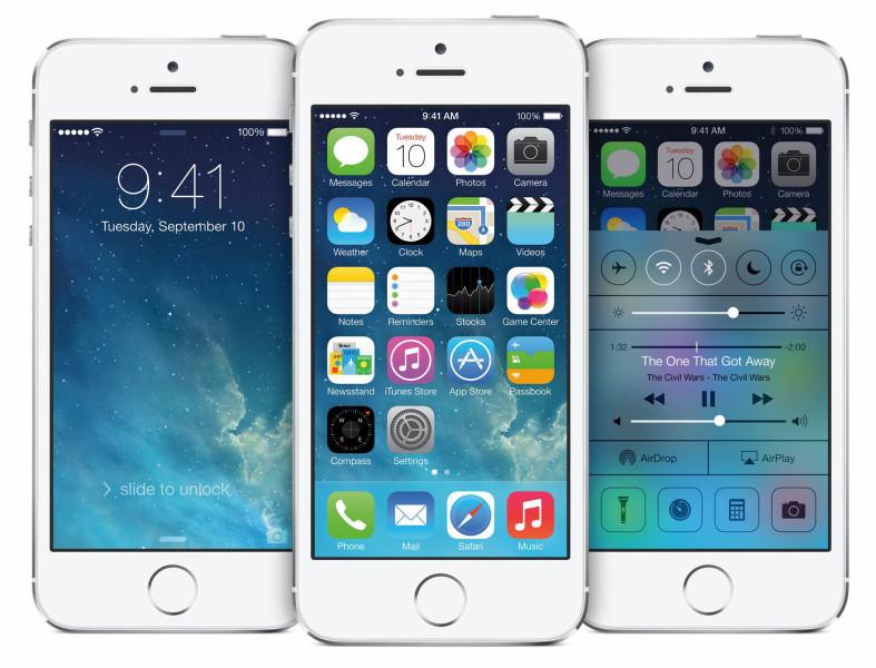 Apple iOS 8 - 7