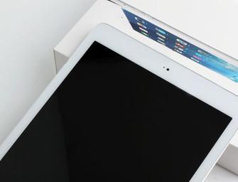 Pierwsze zdjęcia iPad 6 (Air 2) trafiły do sieci