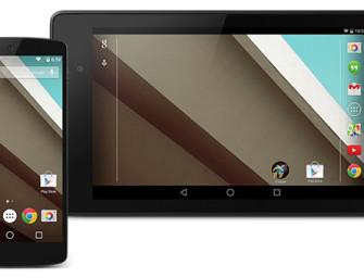 Google prezentuje Android L