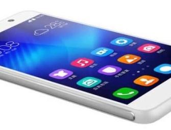 Huawei Honor 6: 5″ ekran 1080p i 8-rdzeniowy CPU