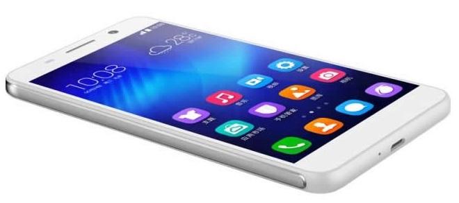 Huawei Honor 6 - rzut