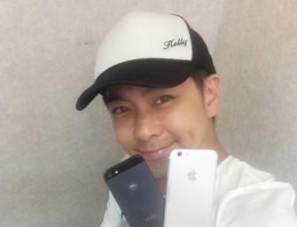 Apple iPhone 6 ujawniony przez… tajwańskiego gwiazdora