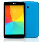 LG G Pad - niebieski