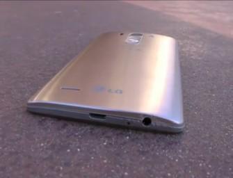 LG G3 – czy urządzenie jest odporne na upadki?