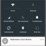 Nexus 5 - Android L, zrzut ekranu 4