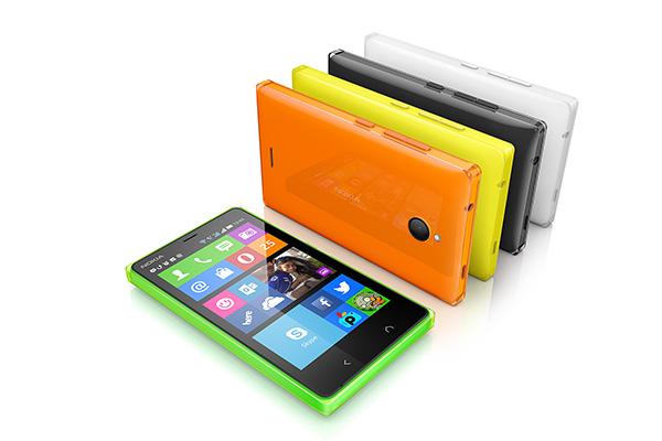 Nokia X2 - kolory