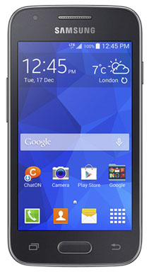 Samsung Galaxy Ace 4 - front