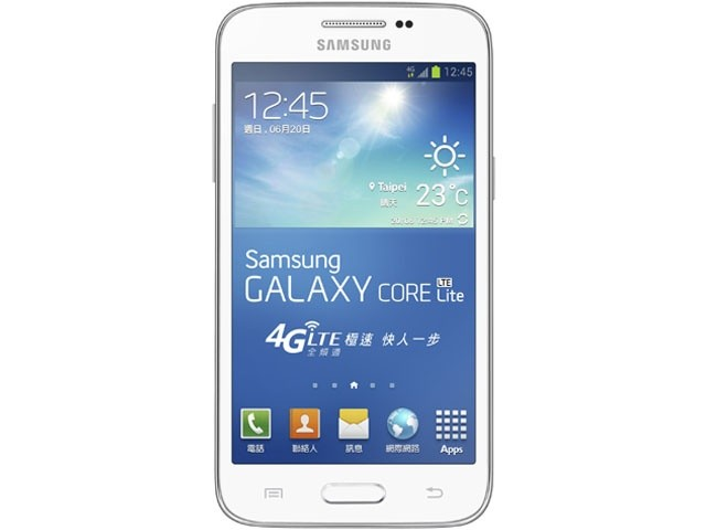 Samsung Galaxy Core Lite - front