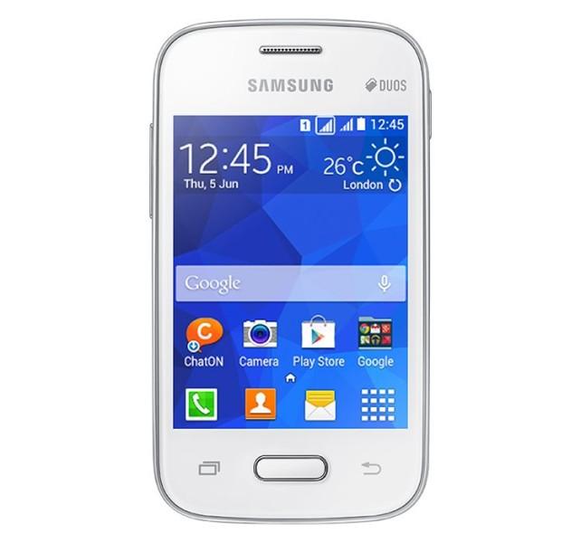 Samsung Galaxy Pocket 2 - biały, front
