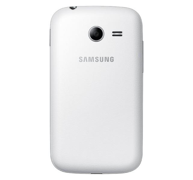 Samsung Galaxy Pocket 2 - biały, tył