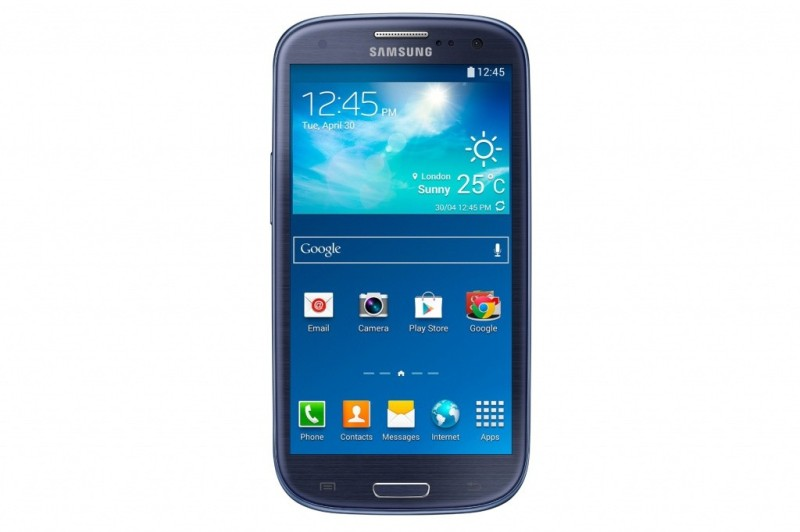 Samsung Galaxy S III Neo - GT-I9301I - niebieski