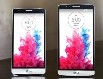 LG G3 Beat (LG G S) z 5″ ekranem HD i laserowym AF oficjalnie zadebiutował