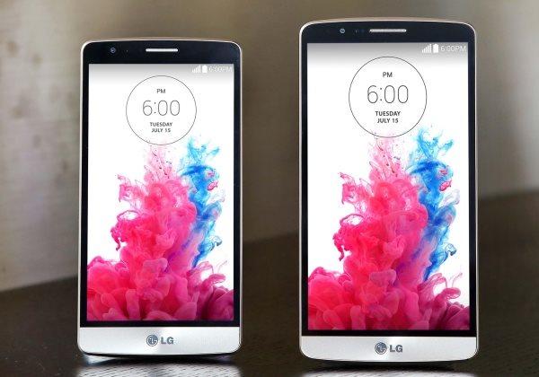 LG G3 Beat i LG G3
