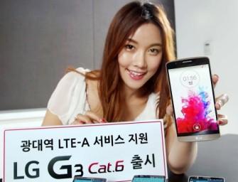 LG chce w tym roku sprzedać rekordową ilość smartfonów