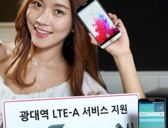 LG G3 LTE-A (G3 Prime) ze Snapdragonem 805 oficjalnie zadebiutował