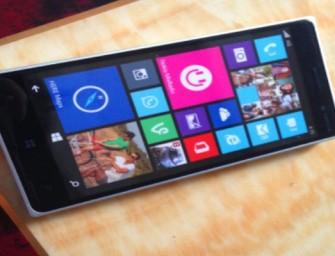 Nokia Lumia 830 po raz pierwszy na zdjęciach?