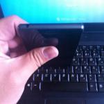 Sony Xperia Z3 - nieoficjalne zdjęcie 4