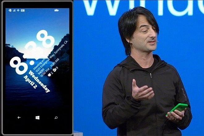Windows Phone 8.1 - dynamiczny ekran blokowania